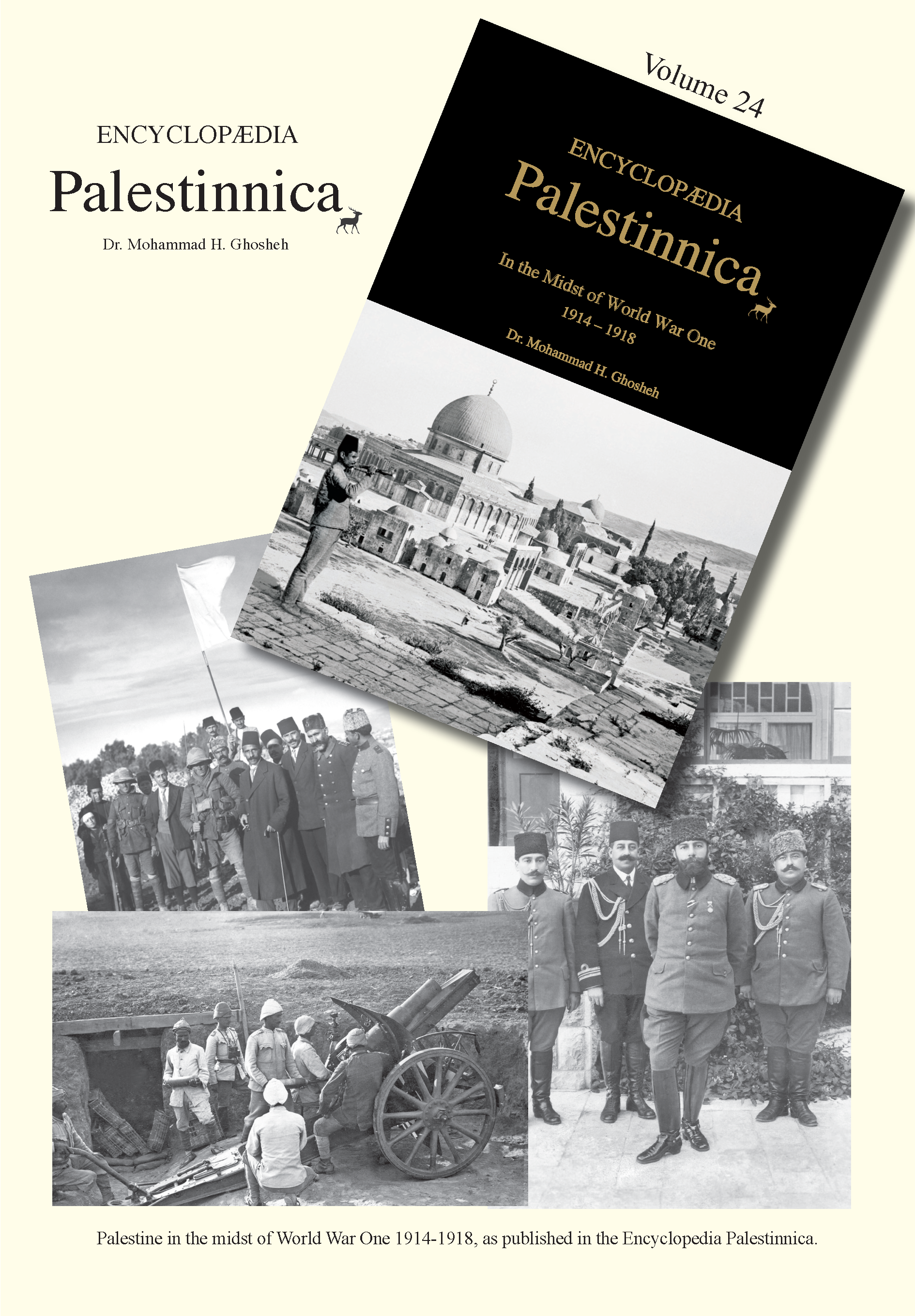 In the Midst of World War One in Palestine